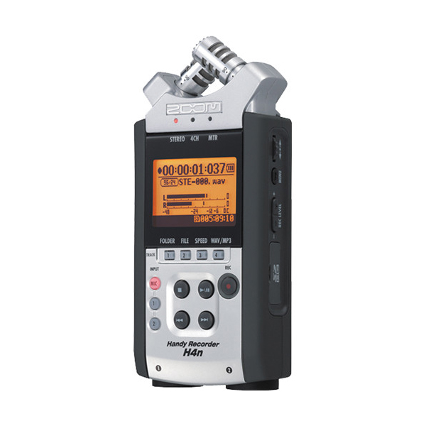 H4N_4-Channel_Field_Recorder